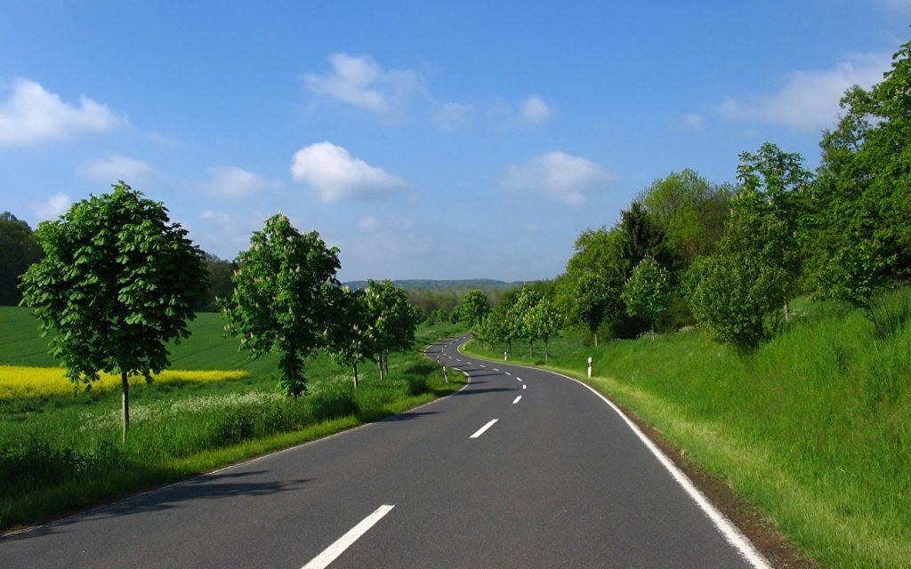 Эта дорога находится в округе Пассаик