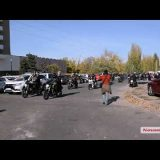 """Видео """"Новости-N"""": В Николаеве более 200 байкеров закрыли сезон мотопробегом"""