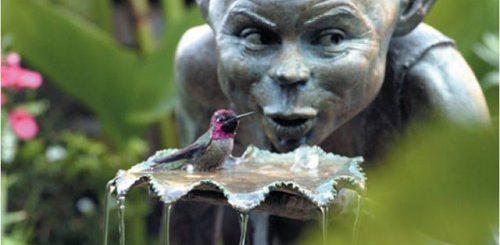 Бронзовые озорники: скульптуры Дэвида Гуда (12 фото)