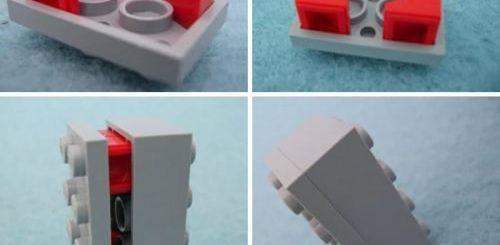 """Гениальные способы соединения деталей LEGO, про которые вы наверняка не знали (26 фото)"""">"""