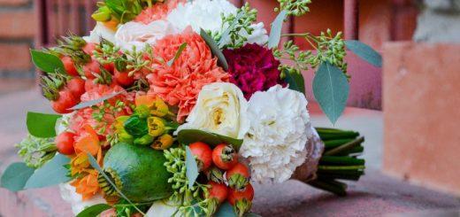 Самые красивые букеты цветов