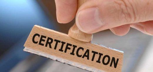 История сертификации продукции