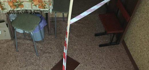 Бывший супруг потребовал оградить его жилплощадь в квартире пограничными лентами