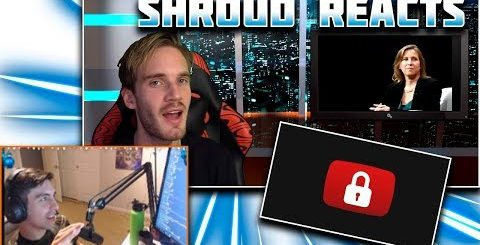 """Shroud Reacts To """"This video is blocked in your country 