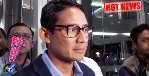 Hot News! Dibesuk Sandiaga Uno, Ustadz Arifin Ilham Tak Bisa Bicara? - Cumicam 08 Januari 2019