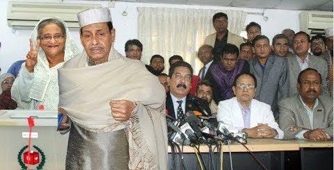 সংসদে বিরোধী দল নিয়ে পল্টি মারলেন এরশাদ ?? video news