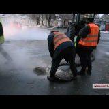 """Видео """"Новости-N"""": В Николаеве прорвало отопление"""