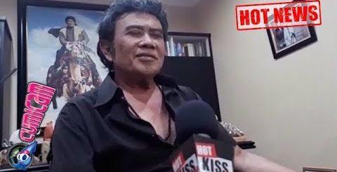 Hot News! Rhoma Irama Angkat Bicara Tentang Rencana Pernikahan Ridho - Cumicam 08 Januari 2019