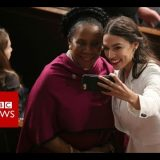 Five historic moments as new US Congress opens - BBC News