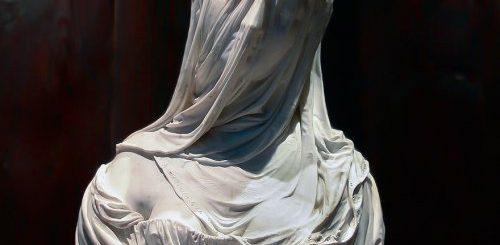 """Потрясающие скульптуры XIX века, создающие иллюзию прозрачной вуали (6 фото)"""">"""