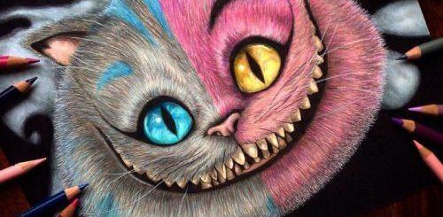 """Художница создаёт карандашные рисунки, совмещая двух персонажей в одном (12 фото)"""">"""