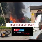 KTN News Live Stream (Nairobi Kenya) - RIVERSIDE ATTACK