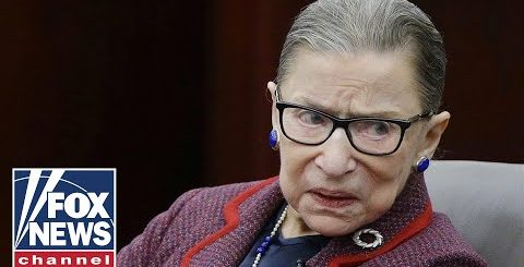 White House preparing for possible Justice Ginsburg departure, reports say
