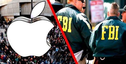 APPLE ПРОТИВ ФБР: СТОИТ ЛИ APPLE ВЗЛАМЫВАТЬ iPhone ТЕРРОРИСТА?!