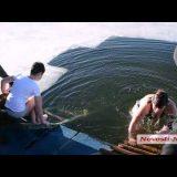 Видео новости-N: Крещенские купания в Николаеве 2019. Яхтклуб