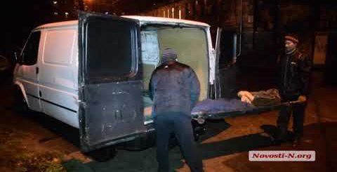 """Видео """"Новости-N"""": В Николаеве нашли труп в колодце"""
