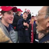 A Video of Teenagers and a Native American Man Went Viral. Here's What Happened. | NYT News