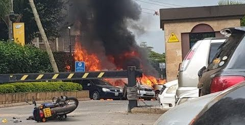 Witness recounts events before and during the Riverside Attack