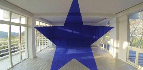 """Геометрическое искусство Жоржа Русс, видимое только под определённым углом (17 фото)"""">"""
