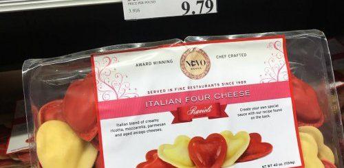 """Равиоли в форме сердечек ко Дню святого Валентина"""">"""