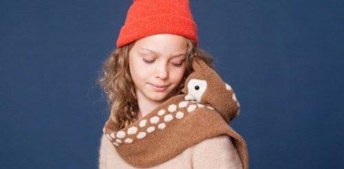 """Сказочные шарфы-животные — очаровательный способ согреться зимой (13 фото)"""">"""