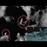 Снимки с орбиты. Уникальные находки на ЛУНЕ сотрудников НАСА. - ТАЙНЫ МИРА
