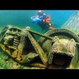 Тайны Черного моря, скрытые под водой, секретные территории, документальный фильм - ТАЙНЫ МИРА