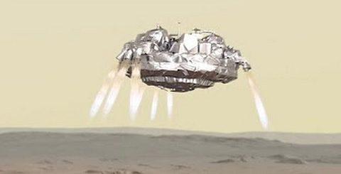 Жизнь на Марсе есть. Сенсационные открытия астрономов - ТАЙНЫ МИРА