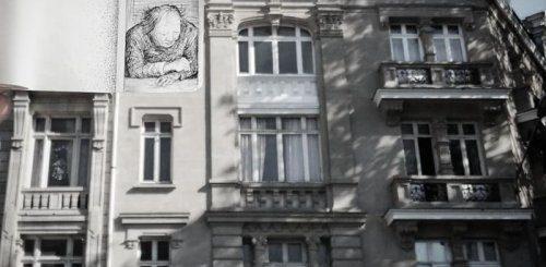 """Французский художник дополняет реальность недостающими элементами (26 фото)"""">"""