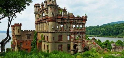 13 заброшенных замков мира и стоящие за ними истории