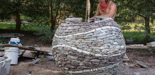 """Талантливый каменщик строит миры из маленьких кусочков нашего мира (11 фото)"""">"""