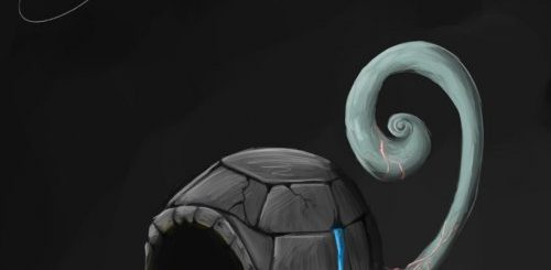"""Художник изобразил покемонов в виде маленьких, но жутких монстров (5 фото)"""">"""
