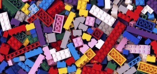 Самые удивительные вещи, созданные из LEGO