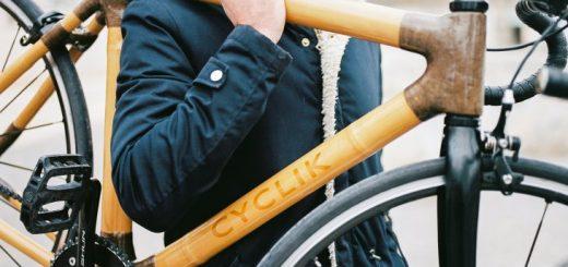Самодельные бамбуковые велосипеды Cyclik