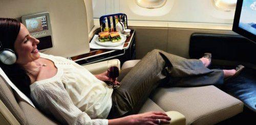 """ТОП-10: Вещи, которые получают пассажиры первого класса и которых нет у пассажиров второго класса"""">"""