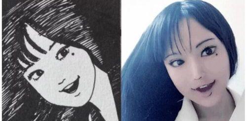 """Японская художница-самоучка превращает себя в реальных персонажей манги (11 фото)"""">"""
