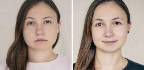 """Материнство меняет: фотограф сделала снимки женщин до и после родов (26 фото)"""">"""