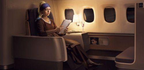 """Швейцарское рекламное агентство создаёт рекламу для своих клиентов, используя культовые фигуры из прошлого (10 фото)"""">"""