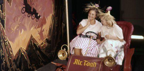"""Открытие Диснейленда в Анахайме: фотографии 1955 года (25 фото)"""">"""