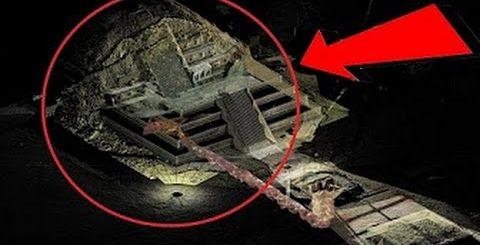 Ученые открыли тайну пирамид. Загадочные технологии Древнего Египта - ТАЙНЫ МИРА