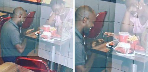 """Парня, сделавшего предложение своей девушке в ресторане KFC, упрекнули в бедности. А мировые бренды решили скинуться им на свадьбу (15 фото + видео)"""">"""