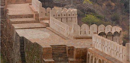 """Кумбалгарх – Великая стена Индии (15 фото)"""">"""
