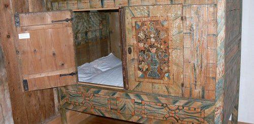"""Почему средневековые европейцы спали в ящиках (4 фото)"""">"""