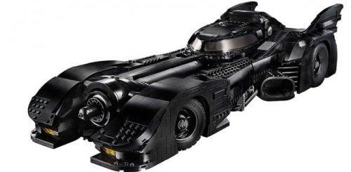 """LEGO выпускает копию Бэтмобиля в честь 30-летия выхода фильма Тима Бёртона """"Бэтмен"""" (14 фото)"""">"""