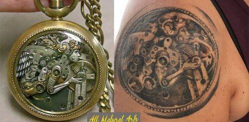 """Художница возвращает к жизни детали старых часов в виде впечатляющих стимпанк-скульптур (27 фото)"""">"""