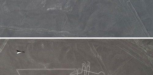 """В пустыне Наска обнаружены 143 новых гигантских геоглифа (11 фото)"""">"""