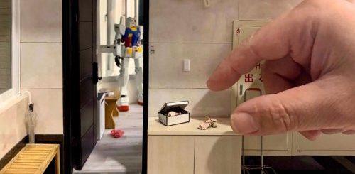 """Скрупулёзно детализированные миниатюрные диорамы тайваньского художника (9 фото)"""">"""