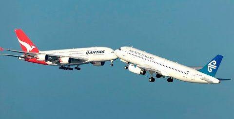 2 Самолета Почти Столкнулись На Высоте 11,000 метров.  Вот Что Произошло Дальше