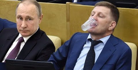 Чем НЕ УГОДИЛ Кремлю Фургал?
