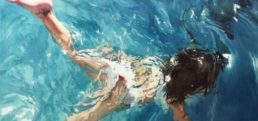 Реалистичные акварельные картины Маркоса Беккари (11 фото)
